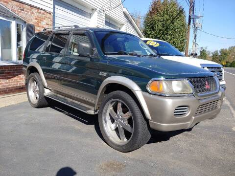 2001 Mitsubishi Montero Sport for sale at Motor Pool Operations in Hainesport NJ