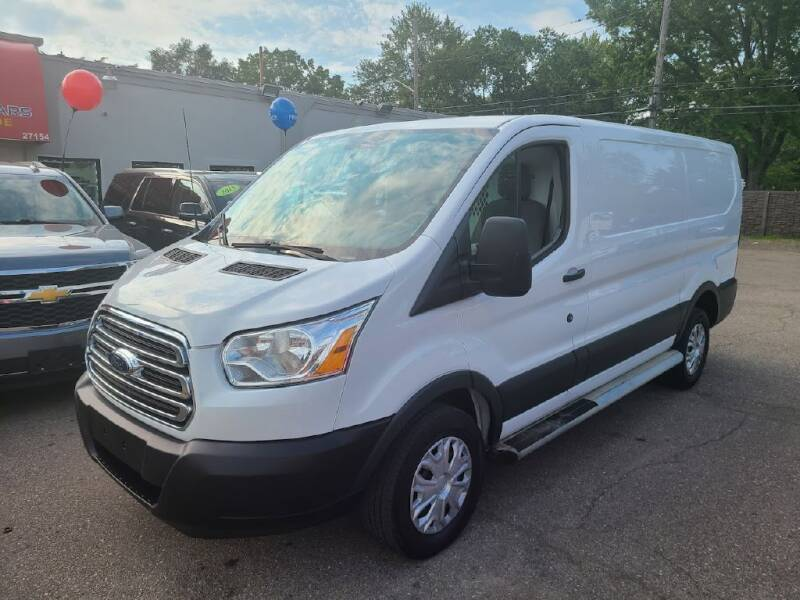 2015 Ford Transit Cargo for sale at Redford Auto Quality Used Cars in Redford MI
