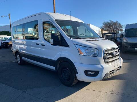 2020 Ford Transit Passenger for sale at Best Buy Quality Cars in Bellflower CA