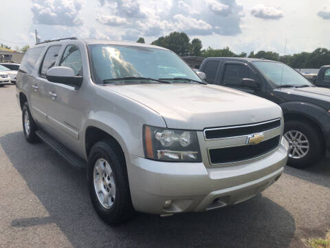 2008 Chevrolet Suburban for sale at Auto Credit Xpress - Sherwood in Sherwood AR