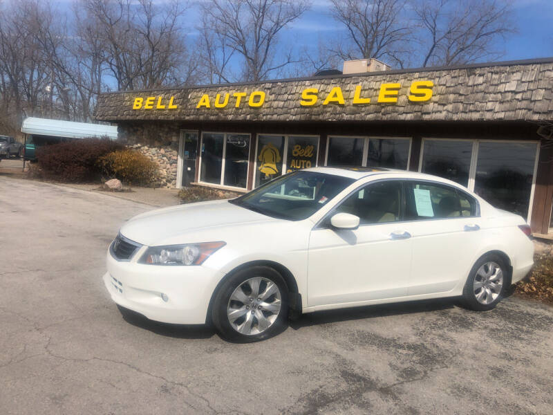 2010 Honda Accord for sale at BELL AUTO & TRUCK SALES in Fort Wayne IN