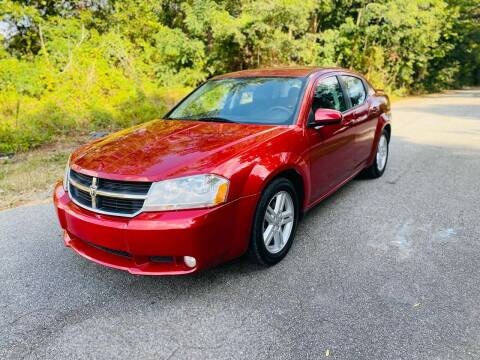 2010 Dodge Avenger for sale at Speed Auto Mall in Greensboro NC