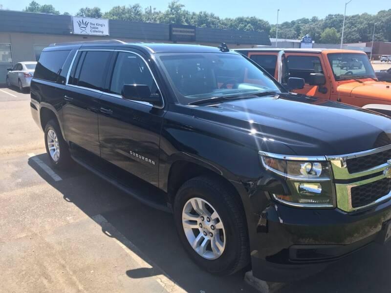 2019 Chevrolet Suburban for sale at Wholesale Auto Plus, LLP. in Montgomery AL