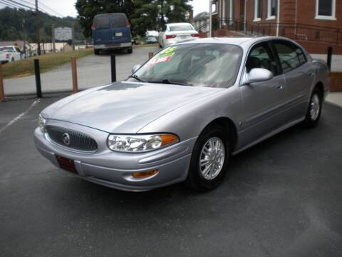 2005 Buick LeSabre for sale at Houser & Son Auto Sales in Blountville TN