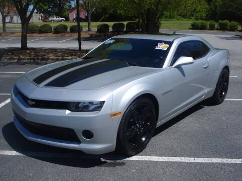 2015 Chevrolet Camaro for sale at Uniworld Auto Sales LLC. in Greensboro NC