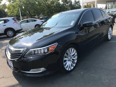 2014 Acura RLX for sale at Autos Wholesale in Hayward CA