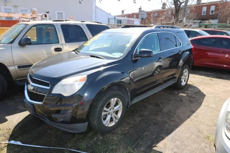 2010 Chevrolet Equinox for sale at Urglavitch Auto Sales of NJ in Trenton NJ