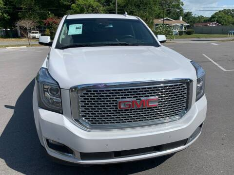 2017 GMC Yukon for sale at Consumer Auto Credit in Tampa FL