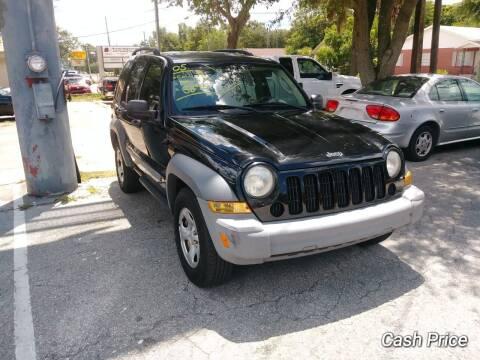 2005 Jeep Liberty for sale at U-Safe Auto Sales in Deland FL