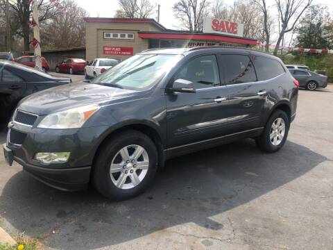 2011 Chevrolet Traverse for sale at Right Place Auto Sales in Indianapolis IN