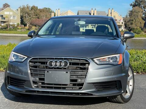 2015 Audi A3 for sale at Continental Car Sales in San Mateo CA