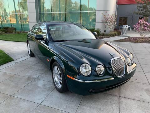 2005 Jaguar S-Type for sale at Top Motors in San Jose CA