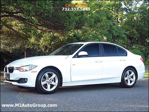 2013 BMW 3 Series for sale at M2 Auto Group Llc. EAST BRUNSWICK in East Brunswick NJ