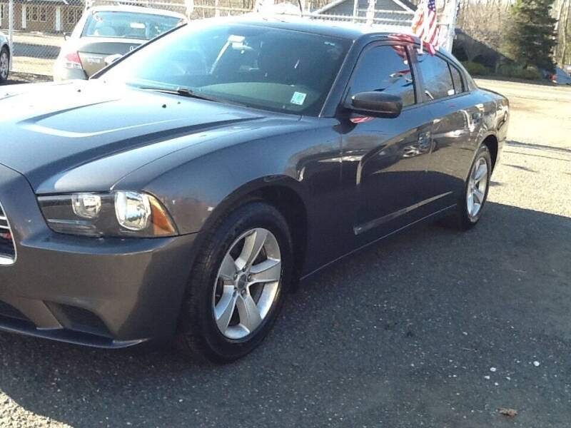 2014 Dodge Charger for sale at Lance Motors in Monroe Township NJ