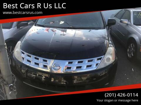 2003 Nissan Murano for sale at Best Cars R Us LLC in Irvington NJ