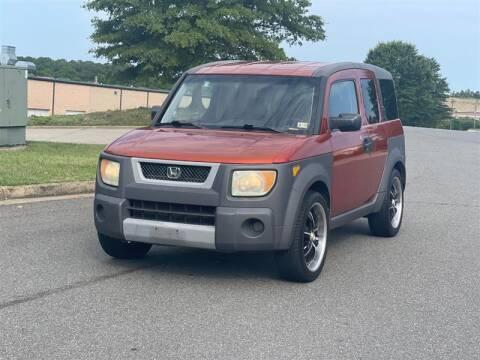 2004 Honda Element for sale at CarXpress in Fredericksburg VA