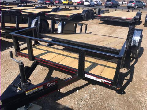 2021 zRettig 6x12Split Tilt for sale at Greg's Auto Sales in Searsport ME