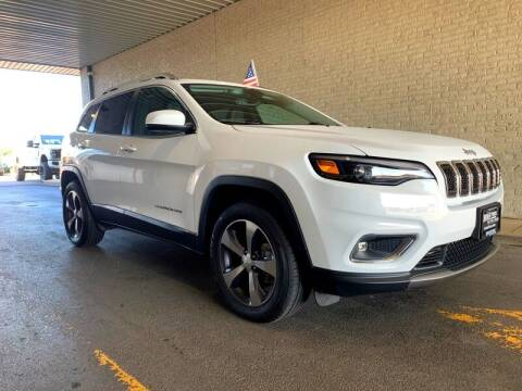 2019 Jeep Cherokee for sale at Drive Pros in Charles Town WV