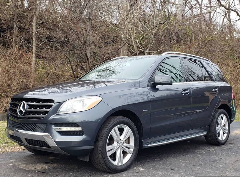 2012 Mercedes-Benz M-Class for sale in Columbus, OH