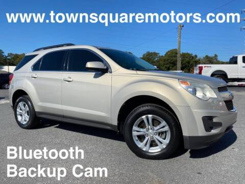 2011 Chevrolet Equinox for sale at Town Square Motors in Lawrenceville GA