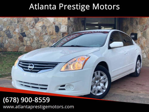 2011 Nissan Altima for sale at Atlanta Prestige Motors in Decatur GA