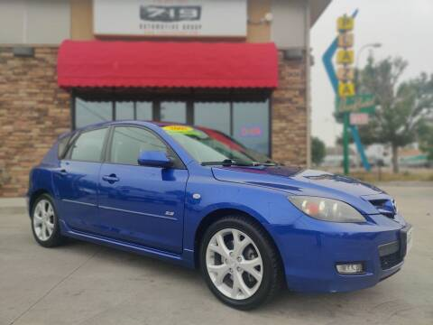 2008 Mazda MAZDA3 for sale at 719 Automotive Group in Colorado Springs CO