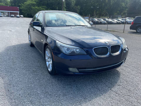 2008 BMW 5 Series for sale at Certified Motors LLC in Mableton GA