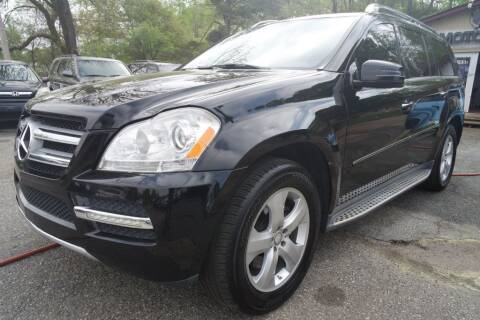 2012 Mercedes-Benz GL-Class for sale at E-Motorworks in Roswell GA