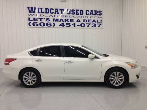 2013 Nissan Altima for sale at Wildcat Used Cars in Somerset KY