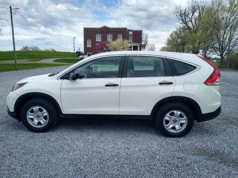 2014 Honda CR-V for sale at Dealz on Wheelz in Ewing KY
