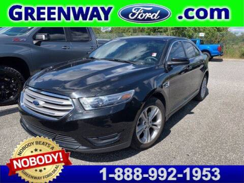 2015 Ford Taurus for sale at Ask 4 Avelino - Greenway Ford in Orlando FL