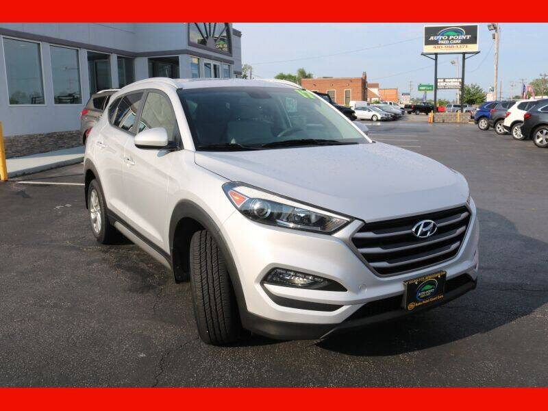 2017 Hyundai Tucson for sale at AUTO POINT USED CARS in Rosedale MD