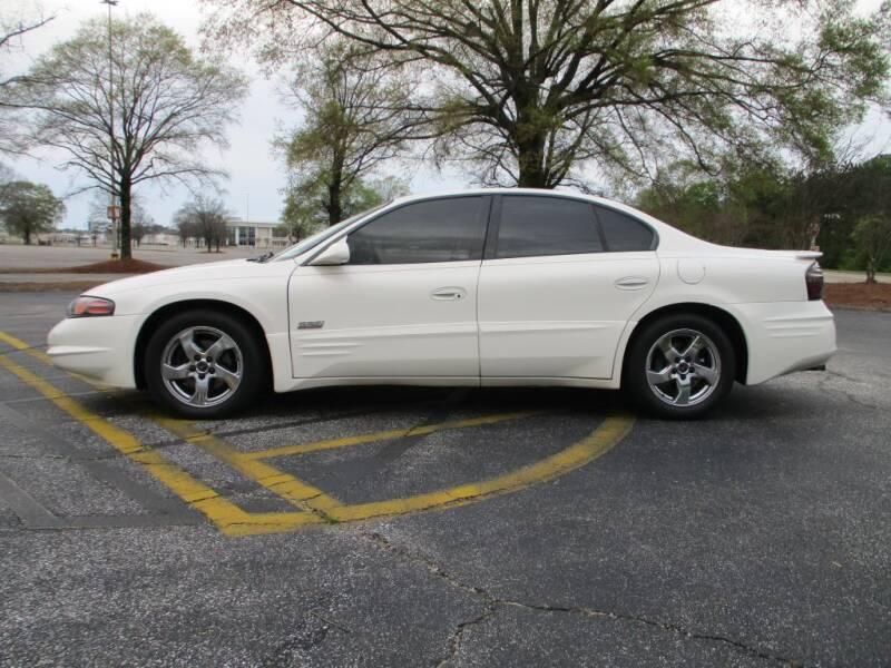 2002 Pontiac Bonneville for sale at A & P Automotive in Montgomery AL