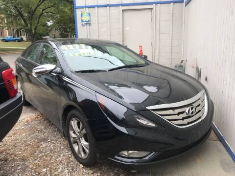 2013 Hyundai Sonata for sale at Klein on Vine in Cincinnati OH