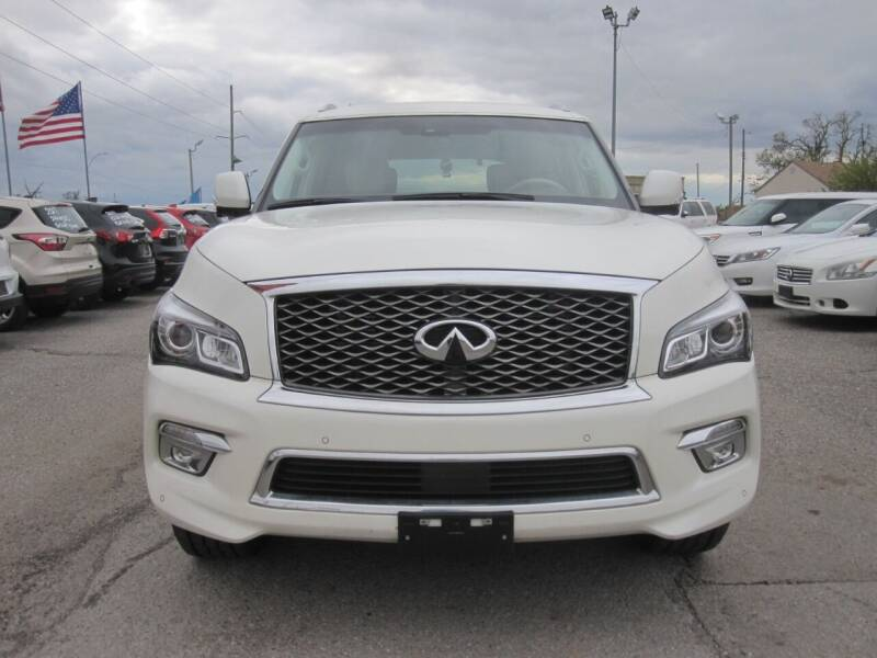 2016 Infiniti QX80 for sale in Bethany, OK