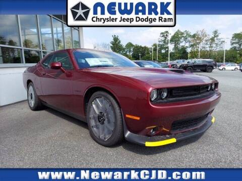 2021 Dodge Challenger for sale at NEWARK CHRYSLER JEEP DODGE in Newark DE