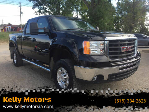 2008 GMC Sierra 2500HD for sale at Kelly Motors in Johnston IA