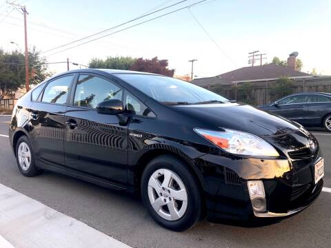 2010 Toyota Prius for sale at OPTED MOTORS in Santa Clara CA