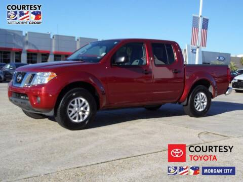 2019 Nissan Frontier for sale at Courtesy Toyota & Ford in Morgan City LA