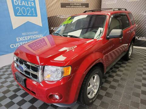2011 Ford Escape for sale at X Drive Auto Sales Inc. in Dearborn Heights MI