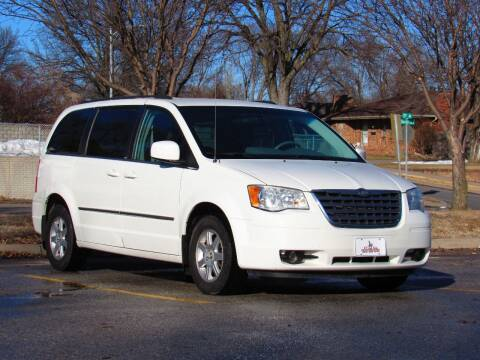 2010 Chrysler Town and Country for sale at NY AUTO SALES in Omaha NE