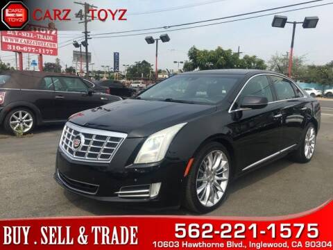 2015 Cadillac XTS for sale at Carz 4 Toyz in Inglewood CA