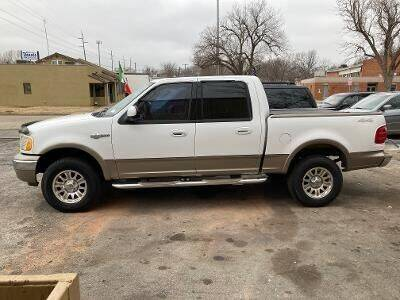 2003 Ford F-150 for sale at Used Car City in Tulsa OK