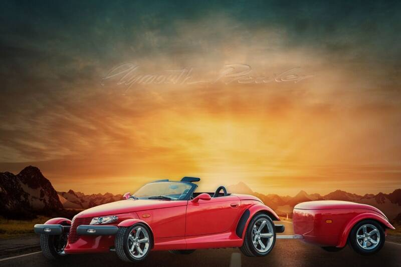 1999 Plymouth Prowler for sale at Online Auto Connection in West Seneca NY