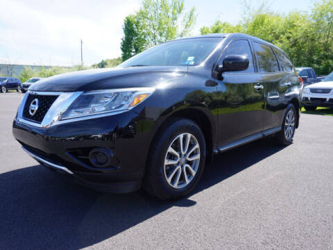 2013 Nissan Pathfinder for sale at Stephens Auto Center of Beckley in Beckley WV