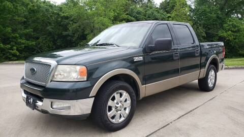 2004 Ford F-150 for sale at Houston Auto Preowned in Houston TX