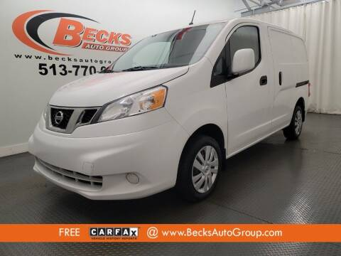 2017 Nissan NV200 for sale at Becks Auto Group in Mason OH