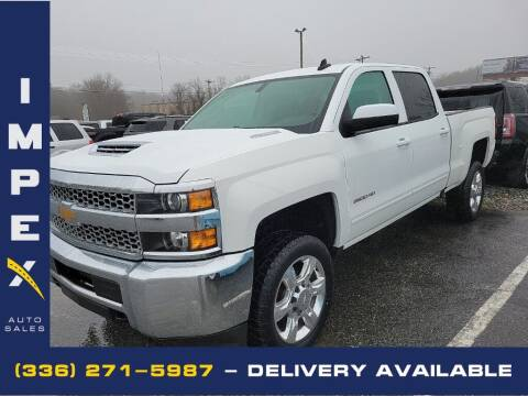 2019 Chevrolet Silverado 2500HD for sale at Impex Auto Sales in Greensboro NC