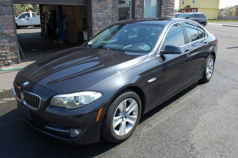 2013 BMW 5 Series for sale at D&H Auto Group LLC in Allentown PA