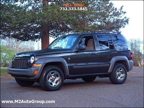 2005 Jeep Liberty for sale at M2 Auto Group Llc. EAST BRUNSWICK in East Brunswick NJ